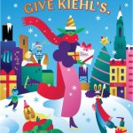 GIVE MERRY. GIVE KIEHL'S. -キールズと一緒にワクワクを贈ろう-